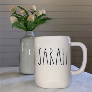 Rae Dunn    Sarah Mug